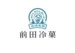 moricanamiさんの「前田冷菓」のロゴ作成への提案