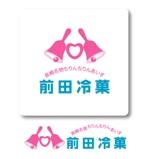 iguchi7さんの「前田冷菓」のロゴ作成への提案
