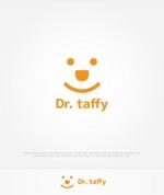 enj19さんの接骨院が開発した腰痛解消マットレス「Dr. taffy(ドクタータフィ)」のロゴ制作への提案