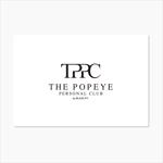 chapterzenさんのプライベートジム「THE POPEYE Personal Club by BLAZE FIT.」ロゴへの提案