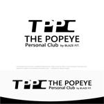 drkigawaさんのプライベートジム「THE POPEYE Personal Club by BLAZE FIT.」ロゴへの提案