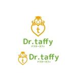 saki8さんの接骨院が開発した腰痛解消マットレス「Dr. taffy(ドクタータフィ)」のロゴ制作への提案