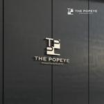 doremidesignさんのプライベートジム「THE POPEYE Personal Club by BLAZE FIT.」ロゴへの提案