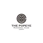 atariさんのプライベートジム「THE POPEYE Personal Club by BLAZE FIT.」ロゴへの提案