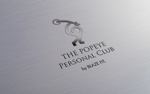skliberoさんのプライベートジム「THE POPEYE Personal Club by BLAZE FIT.」ロゴへの提案