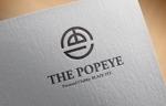 haruru2015さんのプライベートジム「THE POPEYE Personal Club by BLAZE FIT.」ロゴへの提案