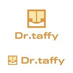 cambelworksさんの接骨院が開発した腰痛解消マットレス「Dr. taffy(ドクタータフィ)」のロゴ制作への提案