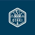 j_hirokawaさんの北海道の大自然でのキャンプ場のロゴへの提案