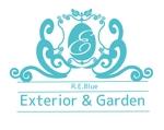 dd51さんのエクステリア系ロゴ(高級感・オシャレ)制作への提案