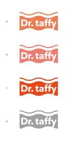 twowayさんの接骨院が開発した腰痛解消マットレス「Dr. taffy(ドクタータフィ)」のロゴ制作への提案