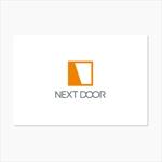 chapterzenさんの教育サービスを提供する会社「ネクストドア」のロゴ制作への提案