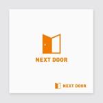 Morinohitoさんの教育サービスを提供する会社「ネクストドア」のロゴ制作への提案