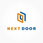 hanikaniyanotoraさんの教育サービスを提供する会社「ネクストドア」のロゴ制作への提案