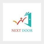 heichanさんの教育サービスを提供する会社「ネクストドア」のロゴ制作への提案