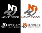 coresoulさんの教育サービスを提供する会社「ネクストドア」のロゴ制作への提案