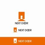 agnesさんの教育サービスを提供する会社「ネクストドア」のロゴ制作への提案