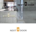 shyoさんの教育サービスを提供する会社「ネクストドア」のロゴ制作への提案