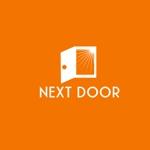 asobigocoro_designさんの教育サービスを提供する会社「ネクストドア」のロゴ制作への提案