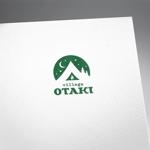 fujiseyooさんの北海道の大自然でのキャンプ場のロゴへの提案