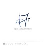kamemzさんの藤宗本澤法律事務所のロゴ作成への提案