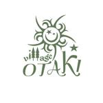 QOOYONさんの北海道の大自然でのキャンプ場のロゴへの提案