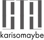 hiraboさんのショットバー「karisomaybe」ロゴへの提案