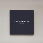ALTAGRAPHさんのショットバー「karisomaybe」ロゴへの提案