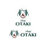 saki8さんの北海道の大自然でのキャンプ場のロゴへの提案