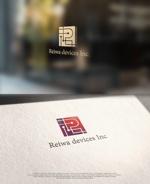 NJONESさんの「令和デバイス株式会社」のロゴへの提案