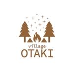 t8o3b1iさんの北海道の大自然でのキャンプ場のロゴへの提案