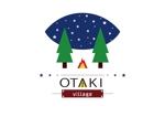 tora_09さんの北海道の大自然でのキャンプ場のロゴへの提案