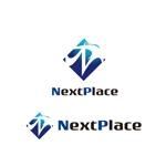 営業会社「NextPlace」のロゴへの提案