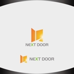 Nakamura__さんの教育サービスを提供する会社「ネクストドア」のロゴ制作への提案