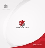 Cobalt_B1ueさんの事業内容変更に伴う「株式会社Asset Cube」法人ロゴのリ・デザインへの提案