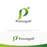 drkigawaさんのゴルフ用品販売サイト(実店舗含む)『パワーゴルフ』のロゴへの提案