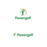 K-digitalsさんのゴルフ用品販売サイト(実店舗含む)『パワーゴルフ』のロゴへの提案