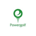 arizonan5さんのゴルフ用品販売サイト(実店舗含む)『パワーゴルフ』のロゴへの提案