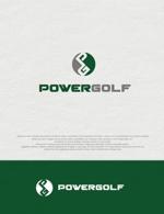Handwerksmeisterさんのゴルフ用品販売サイト(実店舗含む)『パワーゴルフ』のロゴへの提案