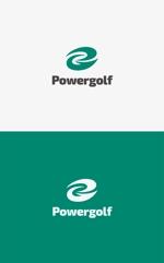 pekoodoさんのゴルフ用品販売サイト(実店舗含む)『パワーゴルフ』のロゴへの提案