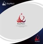 NJONESさんの新会社「キープモチベーション株式会社」のロゴ制作への提案