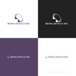 themisablyさんの「令和デバイス株式会社」のロゴへの提案