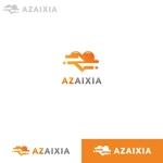 Puchi2さんの飲食店出店による新会社のロゴへの提案