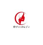 king_jさんのチャットレディ情報サイトのロゴ作成への提案