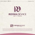 kzdesignさんの「令和デバイス株式会社」のロゴへの提案