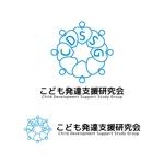 j-designさんの教師や講師を育てる団体である「一般社団法人 こども発達支援研究会」のロゴへの提案