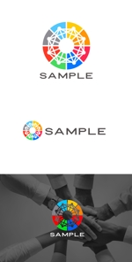 asobigocoro_designさんの新規事業のロゴ制作への提案