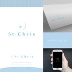 fortunaaberさんの卵子・精子凍結バンクコーディネート会社「St.Chris」のロゴへの提案