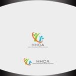Nakamura__さんの障害児のデイサービススタッフ向けセミナーを行う協会「HHCA」のロゴへの提案