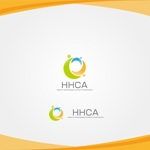 cc110さんの障害児のデイサービススタッフ向けセミナーを行う協会「HHCA」のロゴへの提案