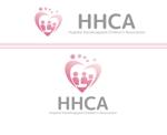 chopin1810lisztさんの障害児のデイサービススタッフ向けセミナーを行う協会「HHCA」のロゴへの提案